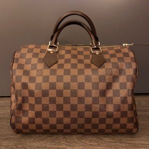 🌿 Louis Vuitton Speedy 30